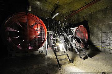 Модернизация шахт тоннельных вентиляции с заменой оборудования