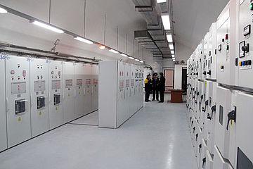 Модернизация электрических подстанций